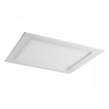 Светодиодная панель Donolux City DL18455/3000-White SQ, LED 18W 3000K 1800lm