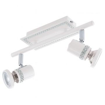Настенно-потолочный светильник с регулировкой направления света Eglo Bonares 94283