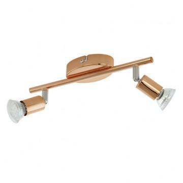 Настенно-потолочный светильник с регулировкой направления света Eglo Buzz-Copper 94773