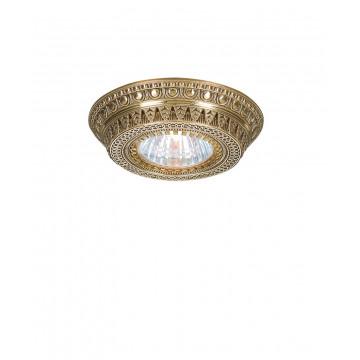 Встраиваемый светильник Reccagni Angelo SPOT 1097 Oro