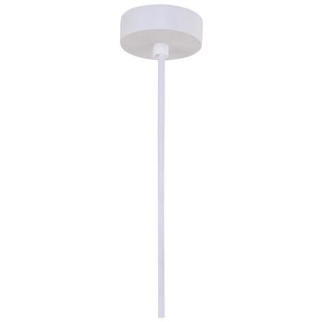 Основание подвесного светильника Wertmark Stecken WE810.PB.000, белый, металл