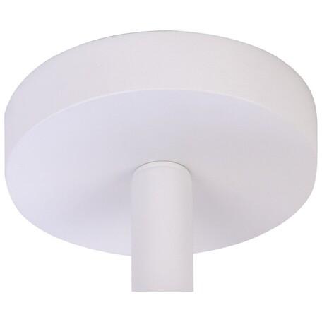 Основание потолочного светильника Wertmark Stecken WE810.CB.000, белый, металл