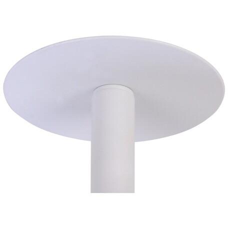 Основание встраиваемого светильника Wertmark Stecken WE810.DB.000, белый, металл