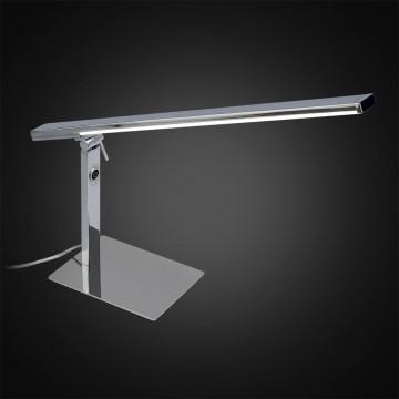 Настольная светодиодная лампа Citilux Джек CL226831 3000-3200K, хром, белый, металл, пластик - миниатюра 2