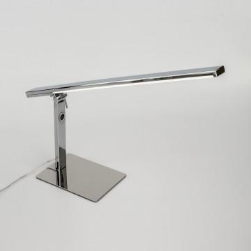 Настольная светодиодная лампа Citilux Джек CL226831 3000-3200K, хром, белый, металл, пластик - миниатюра 3