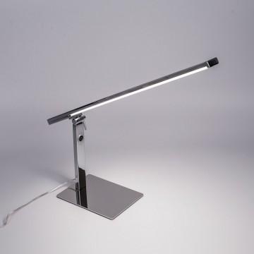 Настольная светодиодная лампа Citilux Джек CL226831 3000-3200K, хром, белый, металл, пластик - миниатюра 5