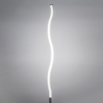 Светодиодный торшер Citilux Джек CL226911, LED 27W 3000-3200K 1820lm, хром, металл, пластик - миниатюра 5