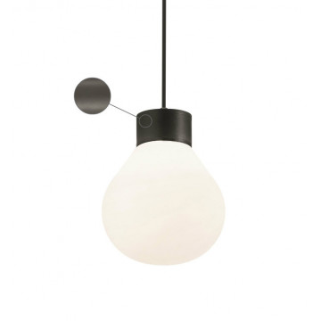 Подвесной светильник Ideal Lux Clio 149905, IP44, 1xE27x60W, металл, пластик