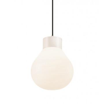Подвесной светильник Ideal Lux Clio 149912, IP44, 1xE27x60W, металл, пластик