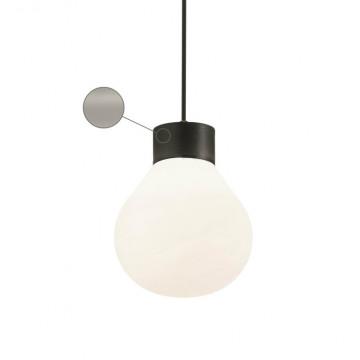 Подвесной светильник Ideal Lux Clio 149929, IP44, 1xE27x60W, металл, пластик