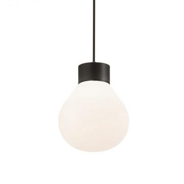 Подвесной светильник Ideal Lux Clio 149936, IP44, 1xE27x60W, металл, пластик