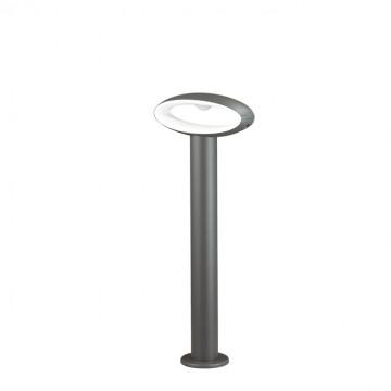 Садово-парковый светодиодный светильник Novotech Kaimas 357405, IP54, LED 7,2W 3000K 390lm, серый, металл, пластик