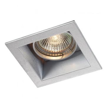Встраиваемый светильник Novotech Bell 369639, 1xGU5.3x50W, алюминий, металл
