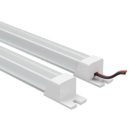 Мебельный светодиодный светильник Lightstar ProfiLED 409124, LED 19,2W 4500K, белый, пластик