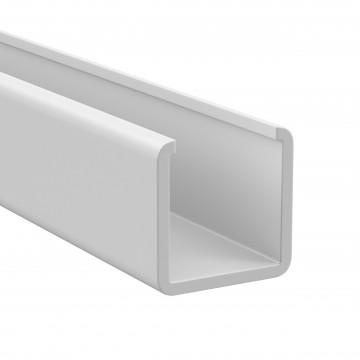 Профиль для светодиодной ленты Lightstar LED Strip Profiles 430192, белый, пластик