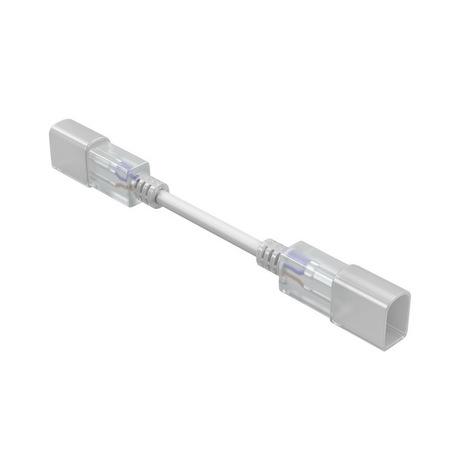 Соединитель для светодиодной ленты Lightstar 430188, белый, пластик