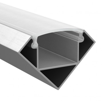 Профиль с рассеивателем для светодиодной ленты Lightstar LED Strip Profiles 409629