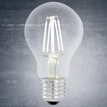 Филаментная светодиодная лампа Eglo 11491 E27 4W, недиммируемая/недиммируемая