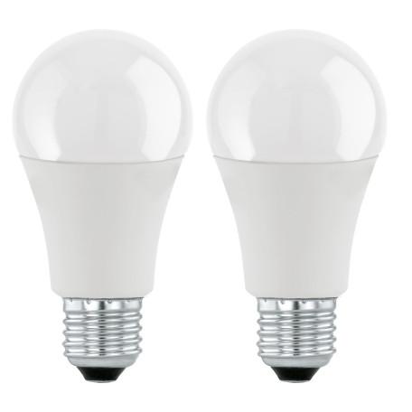 Светодиодная лампа Eglo 11483 груша E27 9,5W, 3000K (теплый) CRI>80, гарантия 5 лет