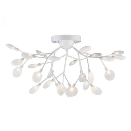 Потолочная люстра Kink Light Ветта 07521-27,01, 27xG4x2W, белый, металл, стекло