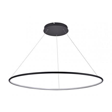 Подвесной светодиодный светильник Donolux Nimbo S111024/1R 60W Black In, LED 60W 3000K 1740lm