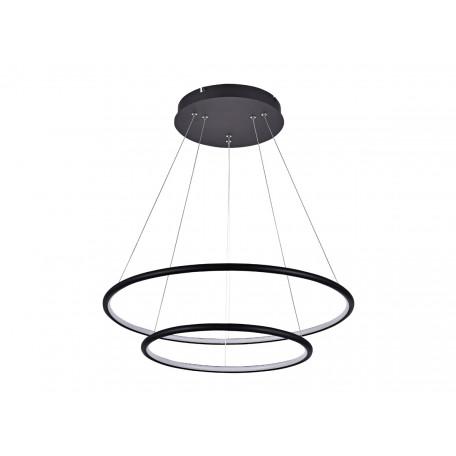 Подвесной светодиодный светильник Donolux Nimbo S111024/2R 60W Black In, LED 60W 3000K 1740lm