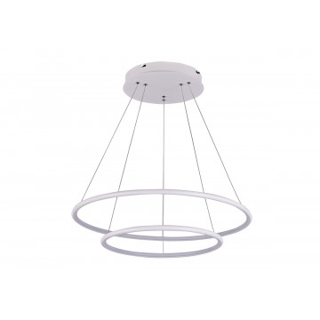 Подвесной светодиодный светильник Donolux Nimbo S111024/2R 60W White In, LED 60W 3000K 1740lm, белый