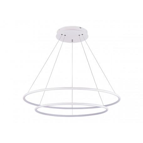 Подвесной светодиодный светильник Donolux Nimbo S111024/2R 85W White In, LED 85W 3000K 2470lm, белый