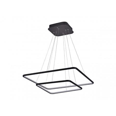 Подвесной светодиодный светильник Donolux Nimbo S111024/2SQ 75W Black In, LED 75W 3000K 2170lm