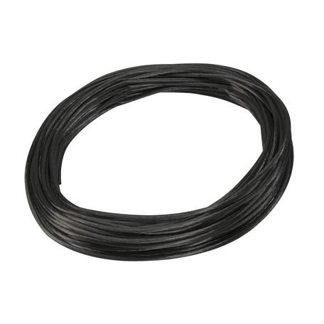 Тросовый токопровод SLV TENSEO 139030, черный, металл