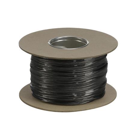 Тросовый токопровод SLV TENSEO 139040, черный, металл