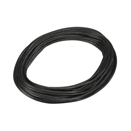 Тросовый токопровод SLV TENSEO 139050, черный, металл
