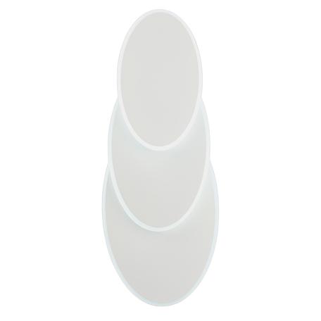 Светодиодный светильник Omnilux Comerio OML-01901-25, LED 25W 6400K 1375lm, белый, металл