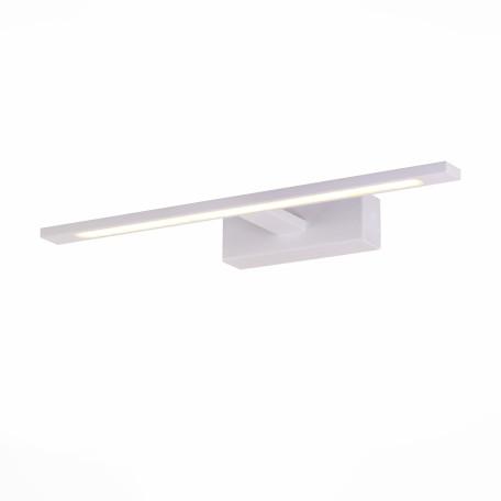 Настенный светодиодный светильник для подсветки картин ST Luce Fusto SL586.101.01, LED 12W 4000K, белый, металл, металл с пластиком