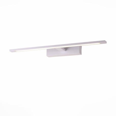 Настенный светодиодный светильник для подсветки картин ST Luce Fusto SL586.111.01, LED 16W 4000K, белый, металл, металл с пластиком