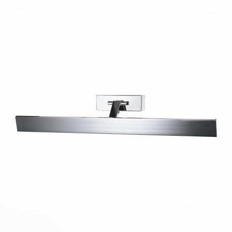 Настенный светодиодный светильник для подсветки картин ST Luce Quadro SL596.101.01, LED 16W 4000K, хром, металл
