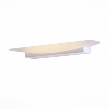 Настенный светодиодный светильник ST Luce Calice SL581.111.01, LED 12W 4000K, белый, металл, пластик