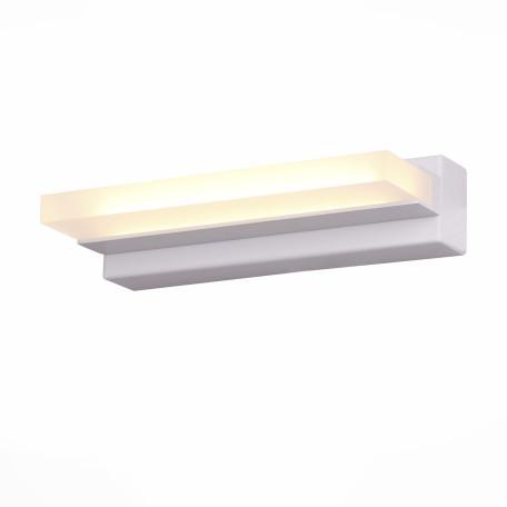 Настенный светодиодный светильник ST Luce Local SL589.011.01, LED 6W 4000K, белый, металл, пластик