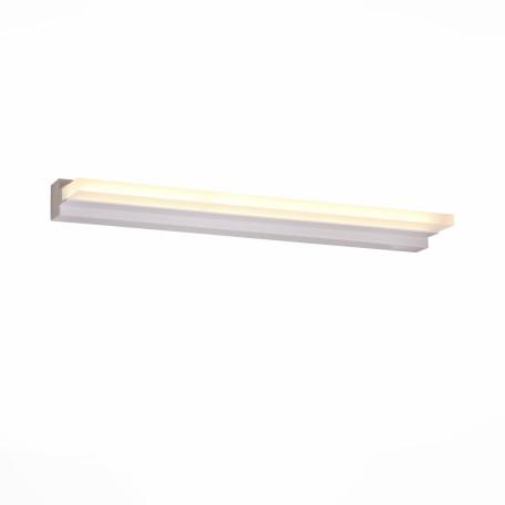Настенный светодиодный светильник ST Luce Local SL589.101.01, LED 12W, 4000K (дневной), белый, металл, пластик