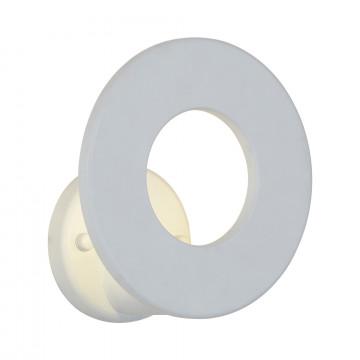 Настенный светодиодный светильник ST Luce Piana SL590.501.01, LED 5W 4000K, белый, металл