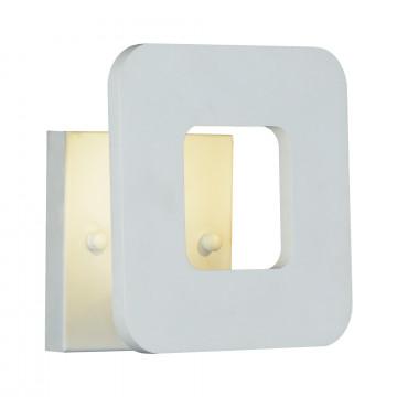 Настенный светодиодный светильник ST Luce Piana SL590.551.01, LED 5W 4000K, белый, металл
