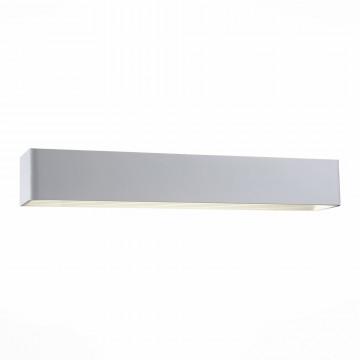 Настенный светодиодный светильник ST Luce Grappa SL592.511.01, LED 18W 4000K, белый, металл