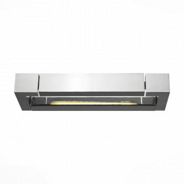 Настенный светодиодный светильник ST Luce Grafeta SL599.501.01, LED 6W 4000K, хром, металл