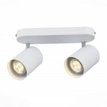 Потолочный светильник с регулировкой направления света ST Luce Fanale SL597.501.02, 2xGU10x3W, белый, металл