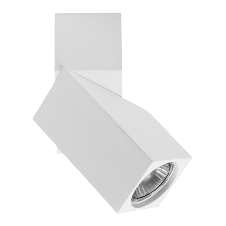 Потолочный светильник с регулировкой направления света Lightstar Illumo 051056, 1xGU10x50W, белый, металл