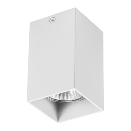 Потолочный светильник Lightstar Rullo 216336, 1xGU10x50W, белый, металл