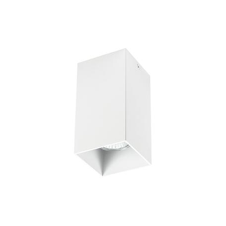 Потолочный светильник Lightstar Rullo 216586, 1xGU10x50W, белый, металл
