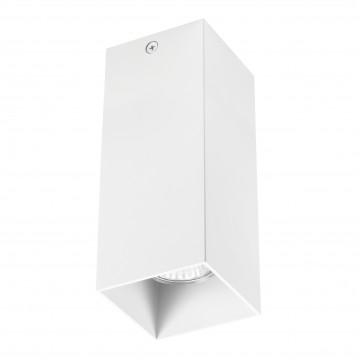 Потолочный светильник Lightstar Rullo 216386, 1xGU10x50W, белый, металл
