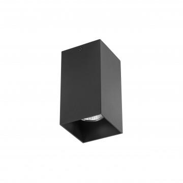 Потолочный светильник Lightstar Rullo 216587, 1xGU10x50W, черный, металл