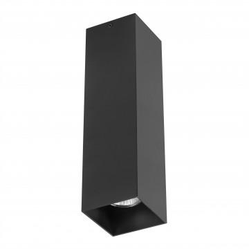 Потолочный светильник Lightstar Rullo 216597, 1xGU10x50W, черный, металл